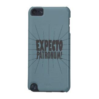 ハリー・ポッターシリーズの綴り| Expecto Patronum! iPod Touch 5G ケース