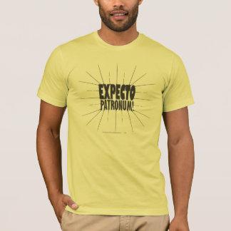 ハリー・ポッターシリーズの綴り| Expecto Patronum! Tシャツ