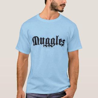 ハリー・ポッターシリーズの綴り| Muggles Tシャツ