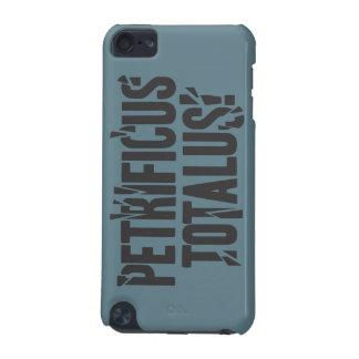ハリー・ポッターシリーズの綴り| Petrificus Totalus! iPod Touch 5G ケース
