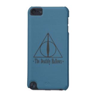 ハリー・ポッターシリーズは|死んだように紋章を神聖化します iPod TOUCH 5G ケース