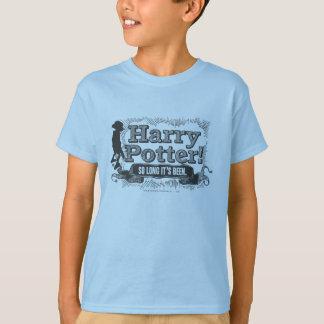 ハリー・ポッターシリーズ! それはそう長くあってしまいました Tシャツ