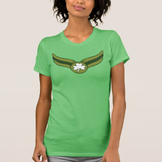 ハリー・ポッターシリーズ|のシャムロックの緑の密告者 Tシャツ