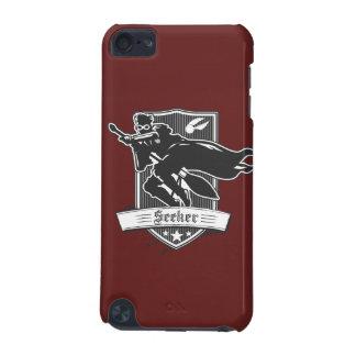 ハリー・ポッターシリーズ|のシーカーのバッジ iPod TOUCH 5G ケース