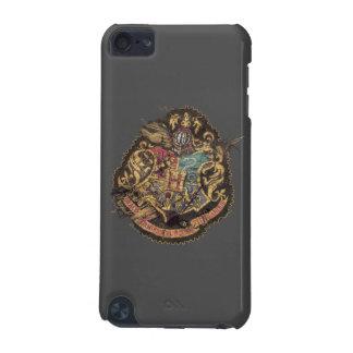 ハリー・ポッターシリーズ|のヴィンテージのHogwartsの頂上 iPod Touch 5G ケース