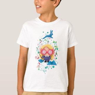 ハリー・ポッターシリーズ|ルナLovegoodのグラフィック Tシャツ