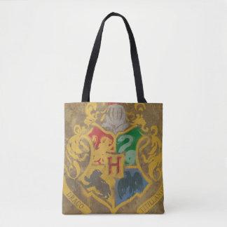 ハリー・ポッターシリーズ|素朴なHogwartsの頂上 トートバッグ