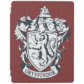 ハリー・ポッターシリーズ| Gryffindorのステンシルスケッチ iPadスマートカバー