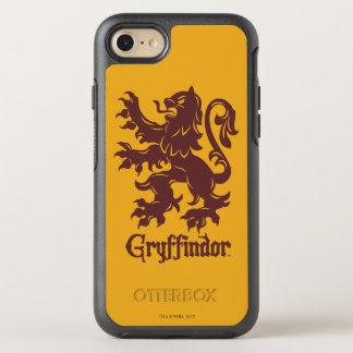 ハリー・ポッターシリーズ| Gryffindorのライオンのグラフィック オッターボックスシンメトリーiPhone 8/7 ケース