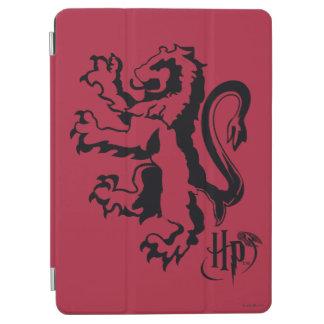 ハリー・ポッターシリーズ| Gryffindorのライオンアイコン iPad Air カバー
