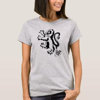 ハリー・ポッターシリーズ| Gryffindorのライオンアイコン Tシャツ