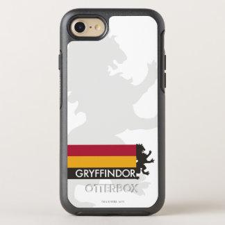 ハリー・ポッターシリーズ| Gryffindorの家のプライドのグラフィック オッターボックスシンメトリーiPhone 8/7 ケース