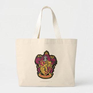 ハリー・ポッターシリーズ| Gryffindorの家の頂上 ラージトートバッグ