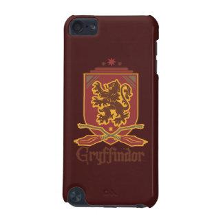 ハリー・ポッターシリーズ| Gryffindor QUIDDITCH™のバッジ iPod Touch 5G ケース