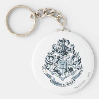 ハリー・ポッターシリーズ| Hogwartsの頂上-青 キーホルダー