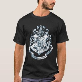 ハリー・ポッターシリーズ| Hogwartsの頂上-青 Tシャツ