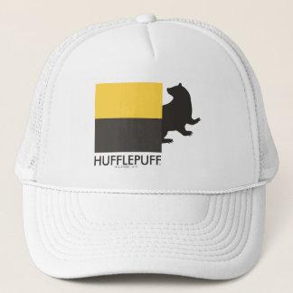 ハリー・ポッターシリーズ| Hufflepuffの家のプライドのグラフィック キャップ