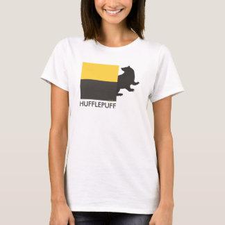 ハリー・ポッターシリーズ  Hufflepuffの家のプライドのグラフィック Tシャツ
