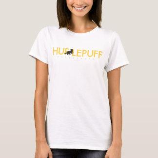 ハリー・ポッターシリーズ  Hufflepuffの家のプライドのロゴ Tシャツ