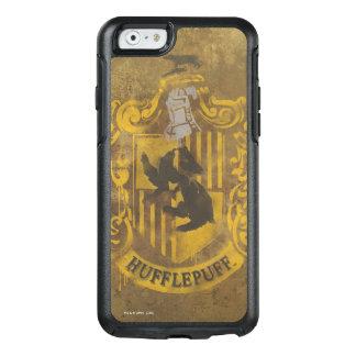 ハリー・ポッターシリーズ| Hufflepuffの頂上のスプレー式塗料 オッターボックスiPhone 6/6sケース