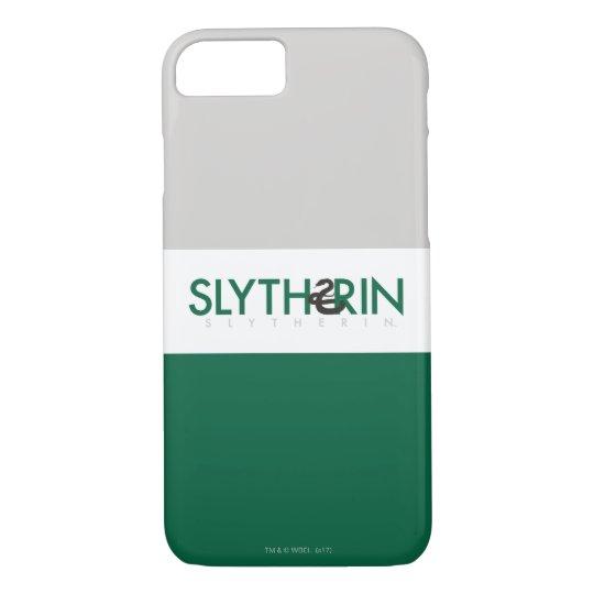ハリー・ポッターシリーズ| Slytherinの家のプライドのロゴ iPhone 8/7ケース