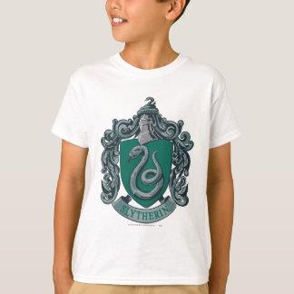 ハリー・ポッターシリーズ| Slytherinの頂上の緑 Tシャツ