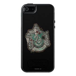 ハリー・ポッターシリーズ| Slytherinの頂上-ヴィンテージ オッターボックスiPhone SE/5/5s ケース