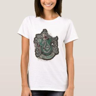 ハリー・ポッターシリーズ| Slytherinの頂上-ヴィンテージ Tシャツ
