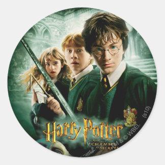 ハリー・ポッターシリーズRon Hermioneのドビーのグループの打撃 ラウンドシール