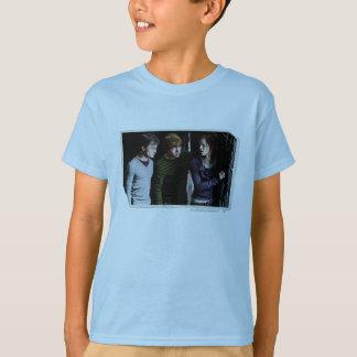 ハリー、RonおよびHermione 4 Tシャツ