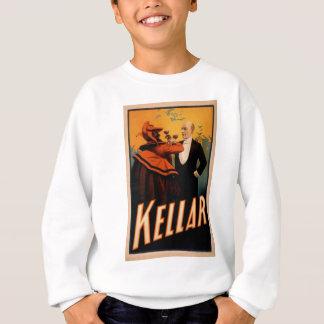 ハリーKellarの手品師 スウェットシャツ