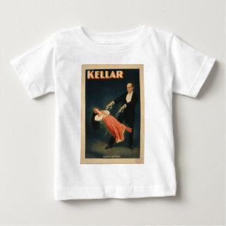 ハリーKellarは浮揚1895の魔法を行います ベビーTシャツ