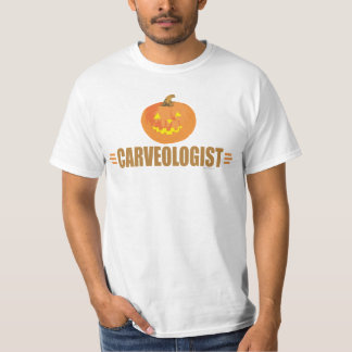 ハロウィンおもしろいなハロウィーンのカボチャのちょうちんの恋人 Tシャツ