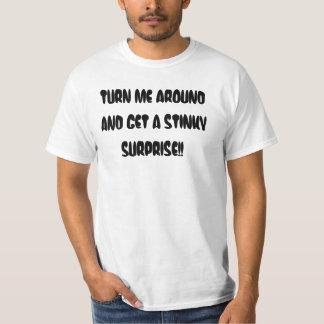 ハロウィンおもしろいなPOOPYの驚き Tシャツ