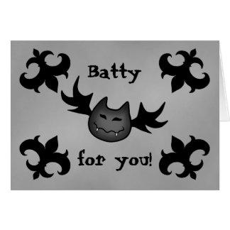 ハロウィンのおもしろいなロマンス グリーティングカード