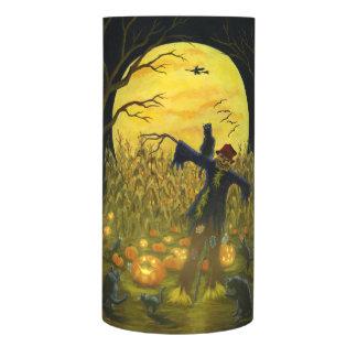 ハロウィンのかかしの電池式の蝋燭 LEDキャンドル