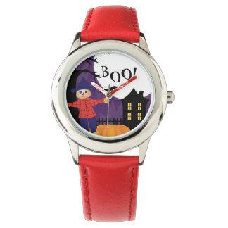 ハロウィンのかわいい腕時計 腕時計
