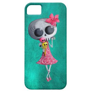 ハロウィンのアイスクリームとの少し失敗の死 iPhone SE/5/5s ケース
