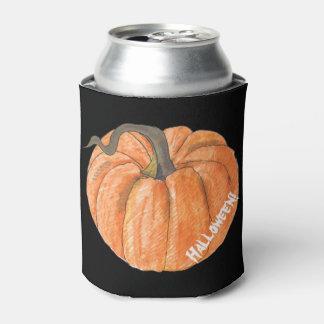 ハロウィンのカボチャボトルのクーラー 缶クーラー