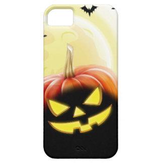 ハロウィンのカボチャ iPhone SE/5/5s ケース