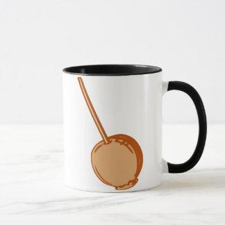 ハロウィンのカラメルApple マグカップ