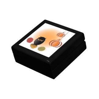 ハロウィンのギフト用の箱 ギフトボックス
