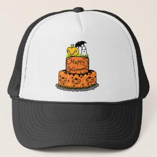 ハロウィンのケーキ キャップ