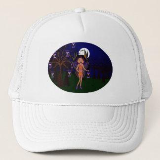 ハロウィンのゴシック様式Faeryフェニックスは帽子を神聖化します キャップ