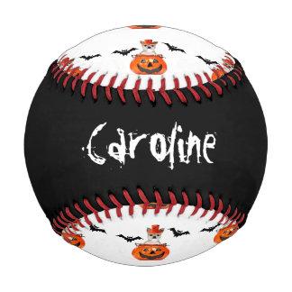 ハロウィンのチワワ犬 ベースボール