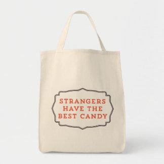 ハロウィンのトリック・オア・トリートのバッグ トートバッグ