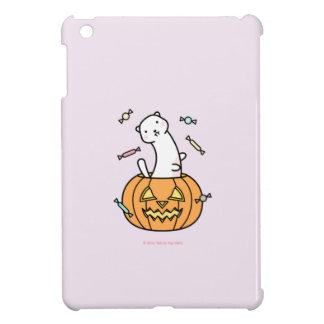 ハロウィンのトリック・オア・トリートのiPad Miniケース iPad Miniケース