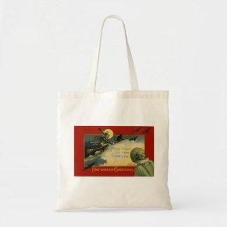 ハロウィンのバッグ トートバッグ