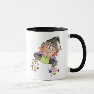 ハロウィンのマグ マグカップ