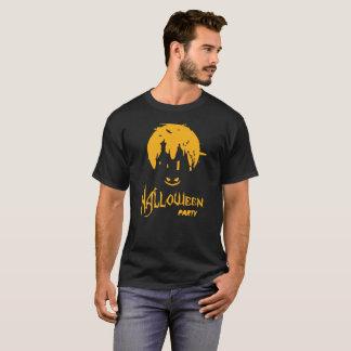 ハロウィンのワイシャツ-ハロウィンのcustomeのTシャツ Tシャツ